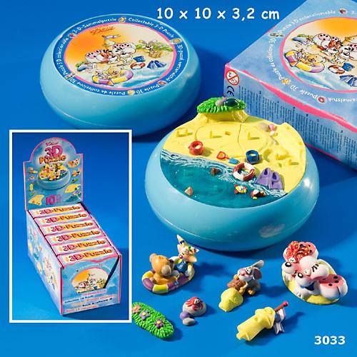 Diddl - 3 D Puzzle