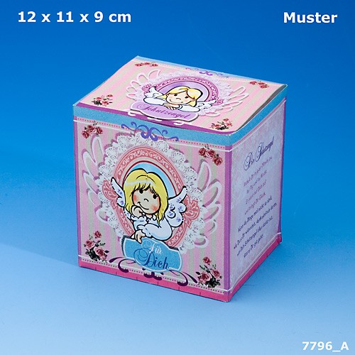 Schutzengel - Kartonbox