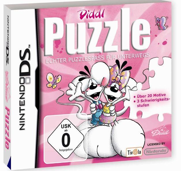 D - Nintendo Puzzle