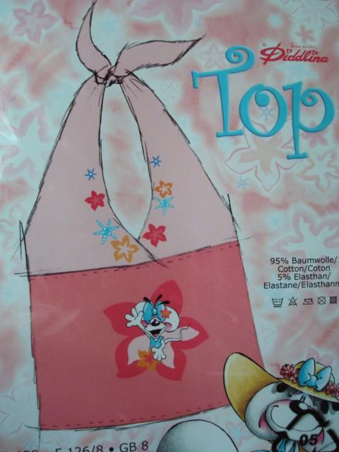 D - Neckholder Top