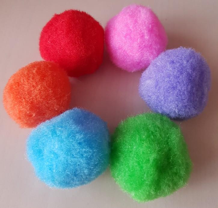 BD - Bommel farbig