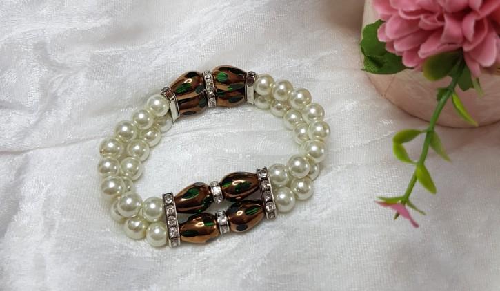 MS - Armband Perlen