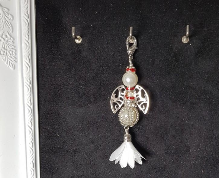HMP - Perlenengel Hänger Blume