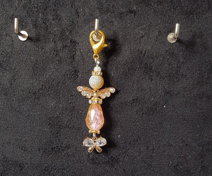 HMP - Perlenengel Strass