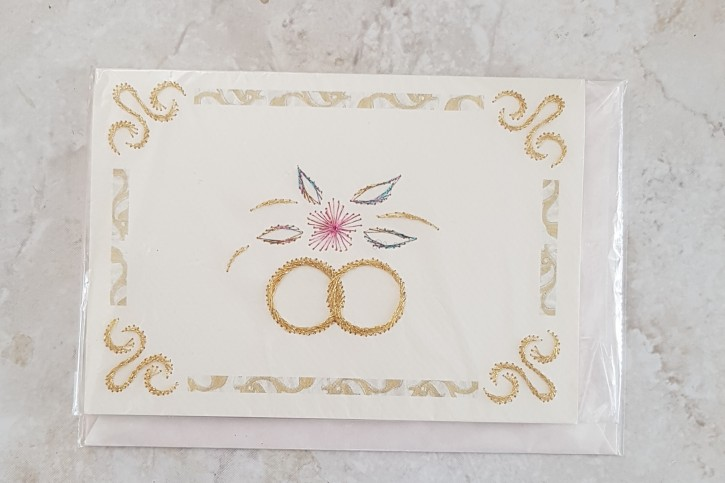 HMK - Karte Hochzeit FG1