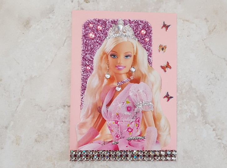 HMK - Karte Barbie
