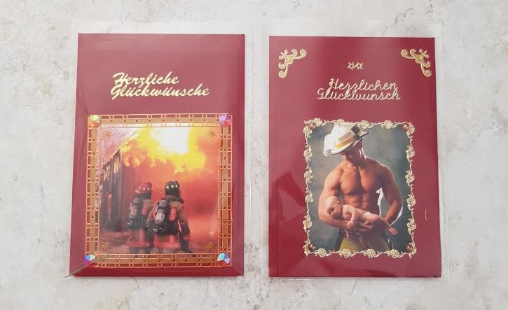 HMK - Karten Set Feuerwehr 2