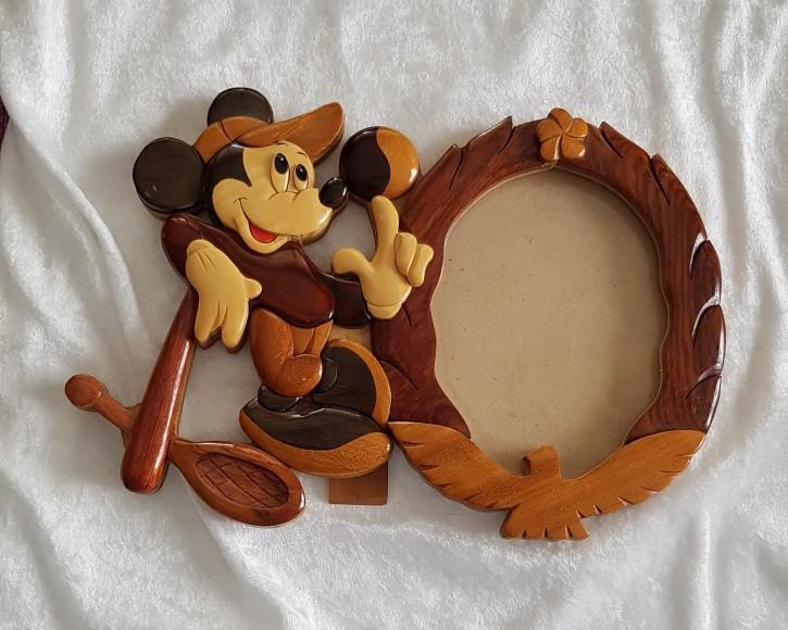S - Bilderrahmen Micky Mouse