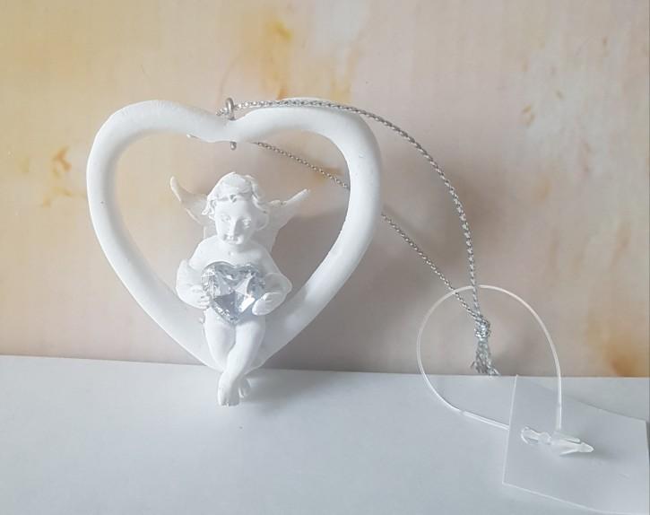 Schutzengel im Herz