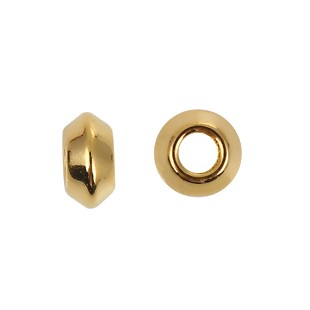 BP - Spacer gold Bicone