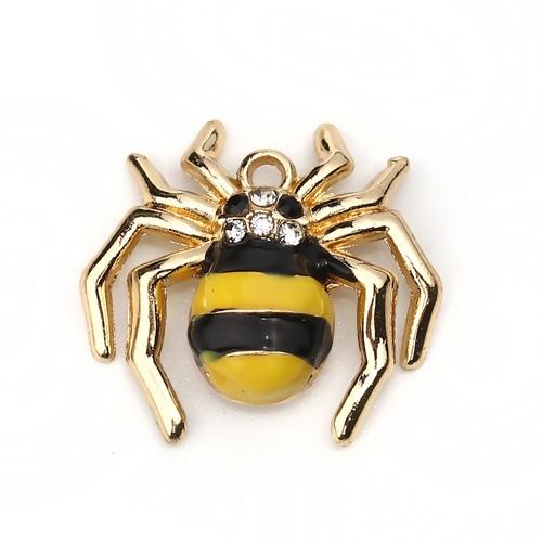 BA - Anhänger Spinne