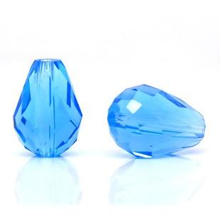 BP - Glasperle blau