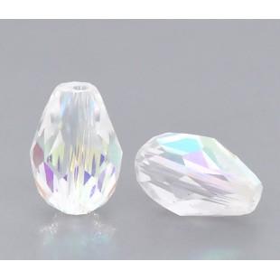 BP - Glasperle Kristall Quarz