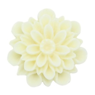 BD - Cabochons Blume creme