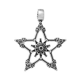 MA - Anhänger Pentagramm