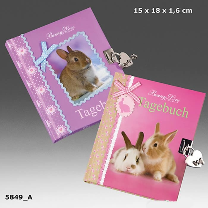 AL - Tagebuch, lila